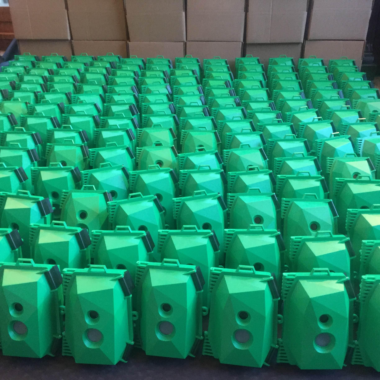 Packaging, preparing and persevering